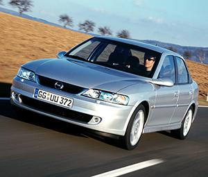 Технические характеристики Opel Vectra 1.6i 1999-2002 г.
