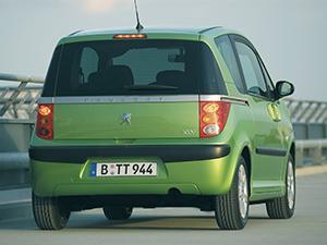 Peugeot 1007 3 дв. минивэн 1007