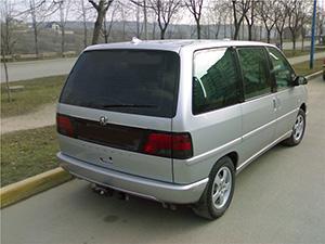 Peugeot 806 5 дв. минивэн (221)