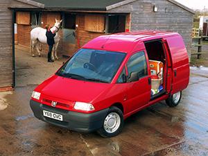 Peugeot Expert 4 дв. минивэн (224)