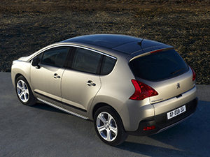 Peugeot 3008 5 дв. кроссовер 3008