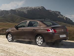 Peugeot 301 4 дв. седан 301