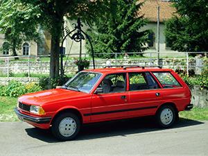 Peugeot 305 5 дв. универсал Break