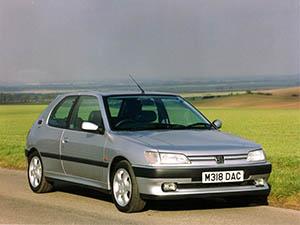 Peugeot 306 3 дв. хэтчбек 306