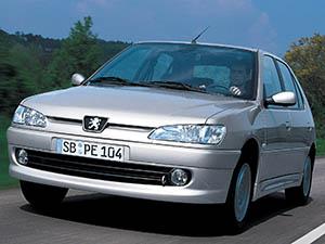 Peugeot 306 5 дв. хэтчбек 306