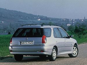 Peugeot 306 5 дв. универсал Break