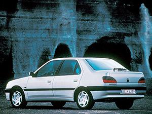 Peugeot 306 4 дв. седан 306