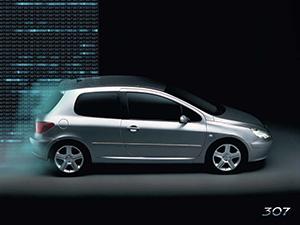 Peugeot 307 3 дв. хэтчбек 307