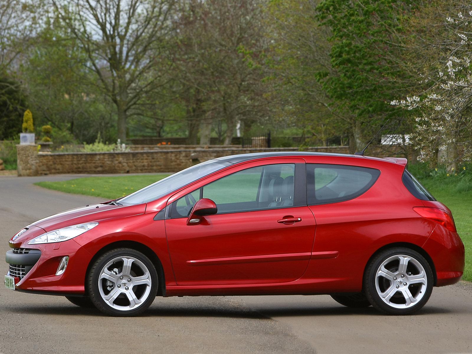 Peugeot (Пежо) - полный каталог моделей Peugeot