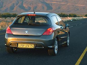 Peugeot 308 3 дв. хэтчбек 308