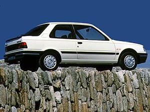 Peugeot 309 3 дв. хэтчбек 309