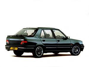 Peugeot 309 5 дв. хэтчбек 309
