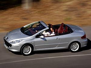 Peugeot 307 CC 2 дв. кабриолет (3B)