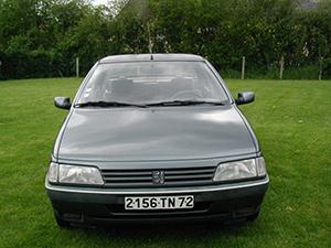 Peugeot 405 4 дв. седан 405