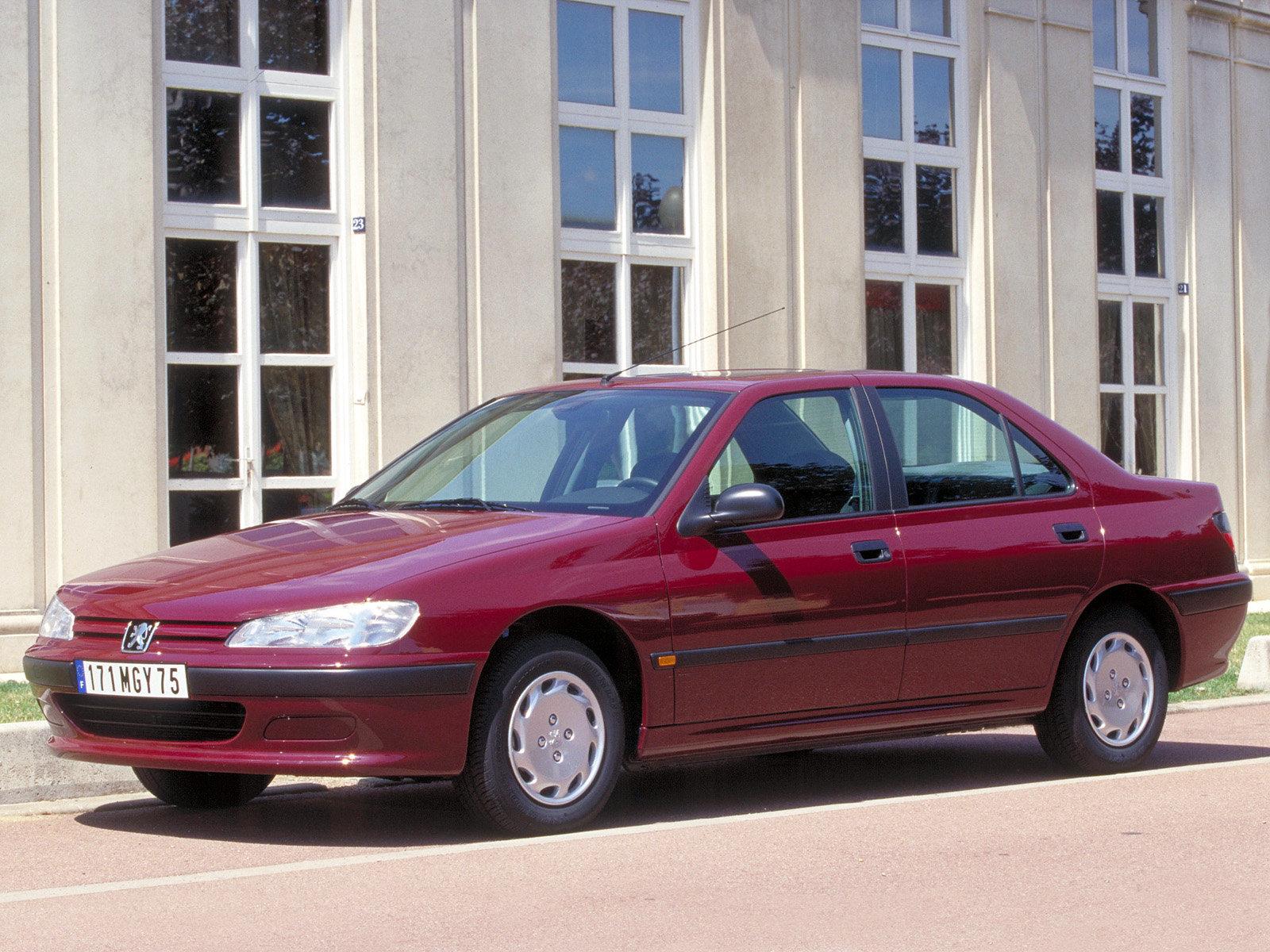 peugeot 406 отзывы 1996-1998 года с фото