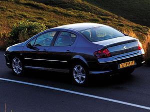 Peugeot 407 4 дв. седан 407