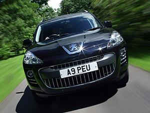 Peugeot 4007 5 дв. внедорожник (4H)