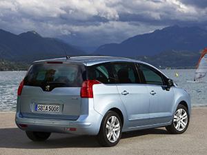 Peugeot 5008 5 дв. минивэн 5008