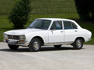 Peugeot 504 4 дв. седан 504