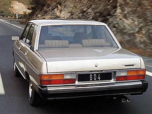 Peugeot 604 4 дв. седан 604