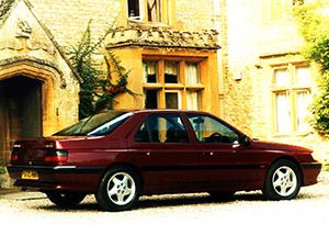Peugeot 605 4 дв. седан 605
