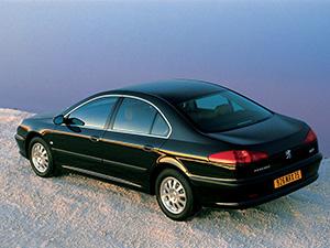 Peugeot 607 4 дв. седан (9D;9U)