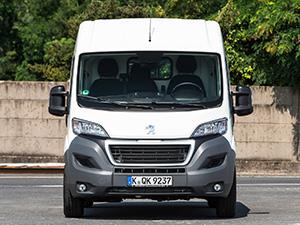 Peugeot Boxer 4 дв. фургон Boxer