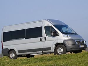 Peugeot Boxer 4 дв. микроавтобус Boxer (250)
