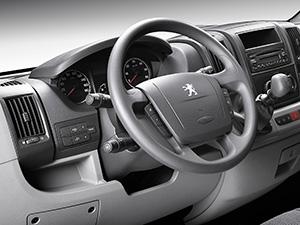 Peugeot Boxer 4 дв. фургон Boxer (250)