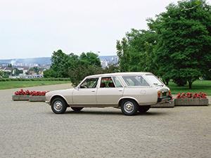 Peugeot 504 5 дв. универсал Break