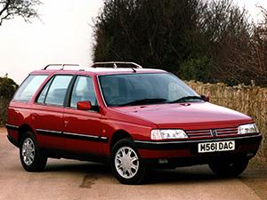 Peugeot 405 5 дв. универсал Break