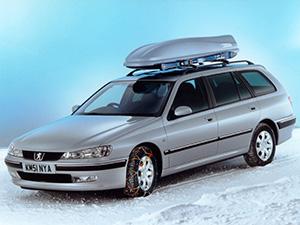 Peugeot 406 5 дв. универсал Break