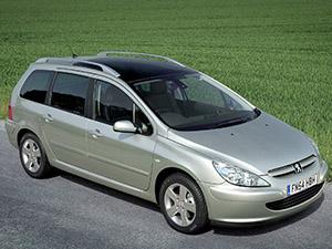 Peugeot 307 5 дв. универсал Break