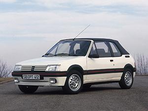 Peugeot 205 2 дв. кабриолет Cabriolet