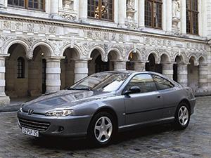 Peugeot 406 2 дв. купе Coupe