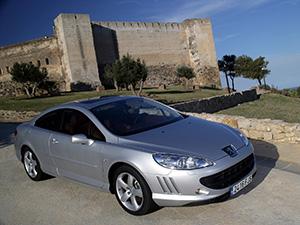 Peugeot 407 2 дв. купе Coupe