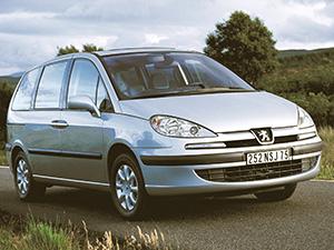 Peugeot 807 5 дв. минивэн (EB;EA)