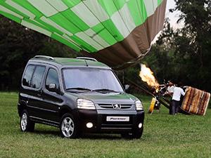 Peugeot Partner 4 дв. минивэн Partner