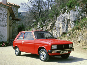 Peugeot 104 3 дв. хэтчбек 104