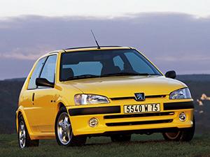 Peugeot 106 3 дв. хэтчбек 106