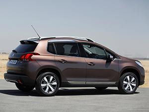 Peugeot 2008 5 дв. кроссовер 2008 (C)