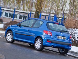 Peugeot 206 3 дв. хэтчбек 206