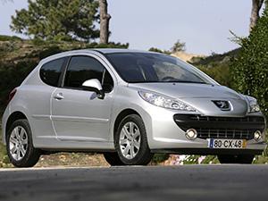 Peugeot 207 3 дв. хэтчбек (WA)