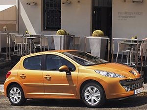 Peugeot 207 5 дв. хэтчбек (WC)