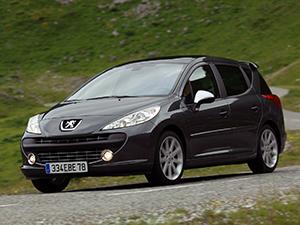 Peugeot 207 5 дв. универсал (WE)