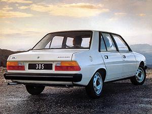 Peugeot 305 4 дв. седан 305