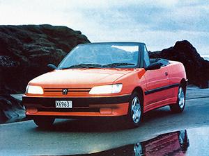 Peugeot 306 2 дв. кабриолет Cabriolet