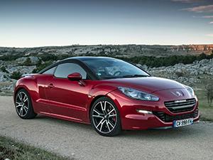 Peugeot RCZ 2 дв. купе RCZ