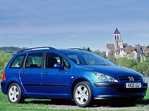 Peugeot 307 5 дв. универсал SW