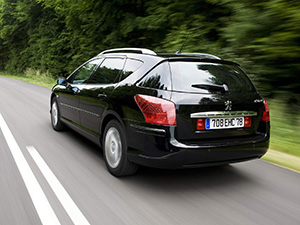 Peugeot 407 5 дв. универсал SW